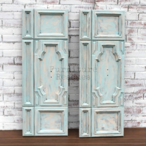 Decorative Door Panels - Front