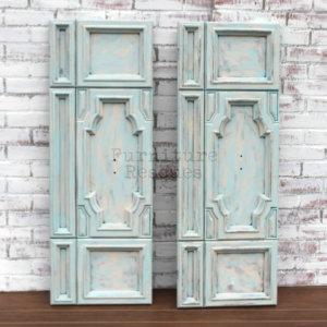 Decorative Door Panels - Front