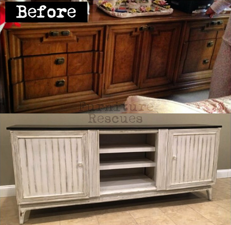Charmant Dresser To Media Cabinet