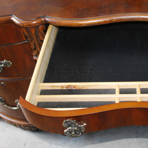 Fancy Computer Desk With Locked Drawers Furniture Rescues