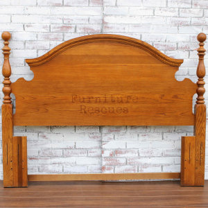 Headboard For Full Or Queen Mattress - Front