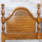 Headboard For Full - Top Left