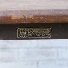 Hi-Lo Typewriter Stand - Hi-Lo Logo