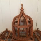 Ornate Bird Cage Top