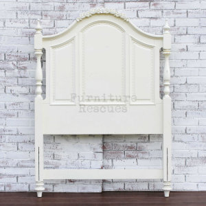 Ornate Headboard For Twin - Front