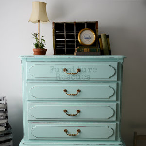 Summer Green Dresser Top